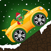 赛车精灵(Racing Grinch Car)