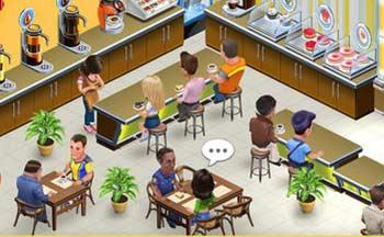 咖啡厅模拟游戏