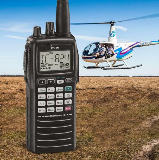 艾可慕IC-A24航空对讲机英文写频软件截图0