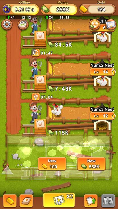 农场养鸡大亨游戏截图