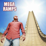 不可能巨型坡道特技手游(Impossible Mega Ramp Stunts)