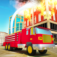 消防员卡车司机手游(FireFighter Truck Driver)