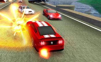汽车竞速类游戏