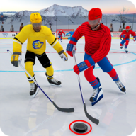 冰球2019年溜冰场滑冰手游(Ice Hockey 2019)1.0.9安卓手机版