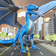 电龙机器人变换机器人大战游戏1.0.5安卓版