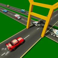 公路交通汽车冲撞手游(Highway Traffic Car Dash)1.5安卓手机版