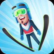 跳台滑雪挑战赛中文版1.0.1 手机版