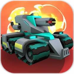 坦克进化大作战无限钻石金币版1.7.0 安卓修改版