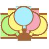 彩虹电池状态栏美化软件1.04 最新版