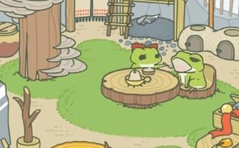 旅行青蛙图片大全