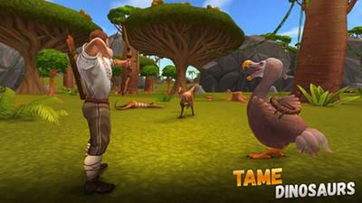 侏罗纪荒岛求生游戏下载|侏罗纪荒岛求生手游中文版1.