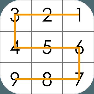 数字连线游戏ios版1.0.0 苹果官方版