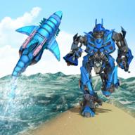 改造鲨鱼机器人手游