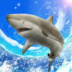野生鲨鱼捕鱼手游
