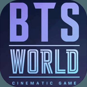 BTS WORLD手游�O果版