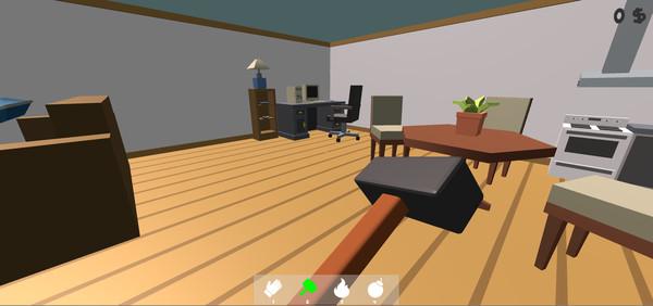 房间清理模拟器截图2