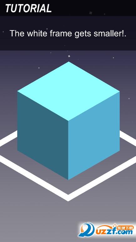 立方体的节拍手游截图