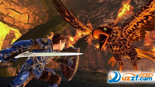 追击野兽Beast Quest游戏截图0
