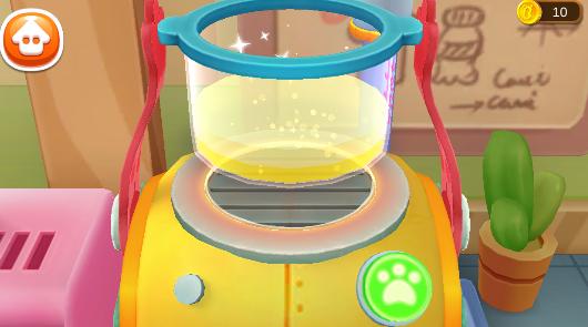 宝宝巴士宝宝果汁商店游戏截图
