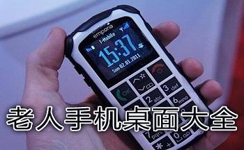 老人手机桌面软件大全