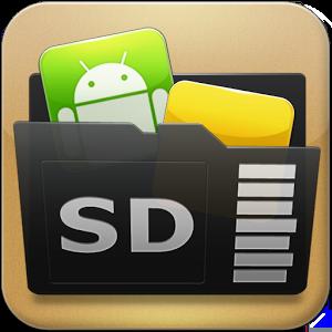 将程序移动SD卡app