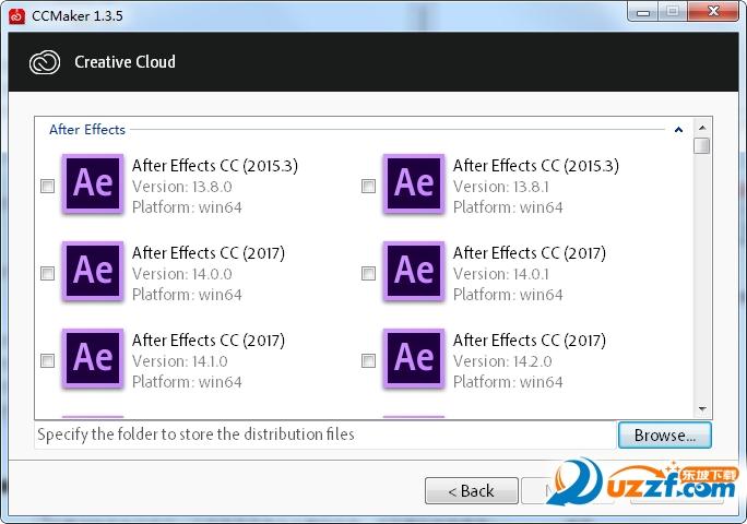 Adobe软件下载激活工具(CCMaker)截图0