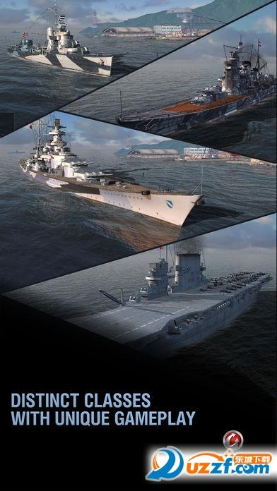 战舰世界闪击战Worldof Warships Blitz苹果版截图
