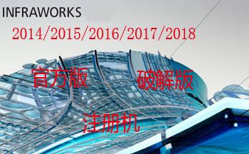 Autodesk Infra Works版本大全
