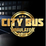城市公交模拟器2018(City Bus Simulator 2018)1.0 最新英文免安装版