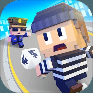 方块警察捉强盗ios版1.0 正版