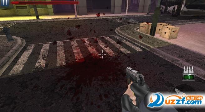 僵尸狙击手邪恶的猎人手游截图