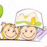 彩色卡通六一儿童节PPT模板