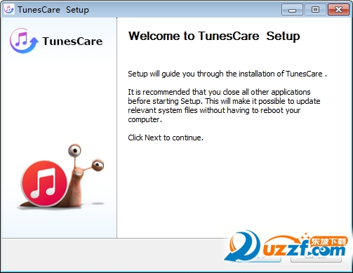 iTunes修复工具截图0