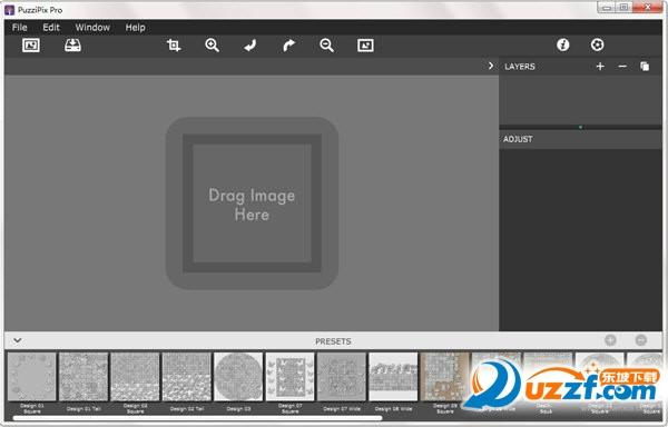 PuzziPix Pro(照片拼图效果制作工具)截图0
