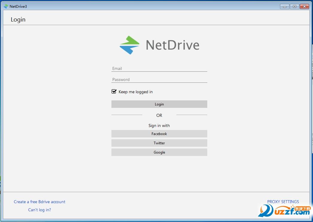 NetDrive3( FTP映射成硬盘)截图1