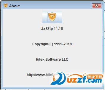 JaSFtp(ftp客户端工具)截图2