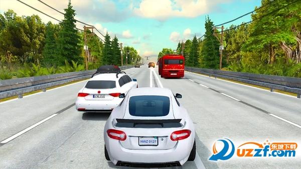公路交通赛车极限模拟截图