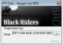 Maxprog FTP Disk注册机截图0