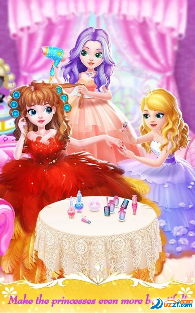 甜心公主舞会之夜游戏截图
