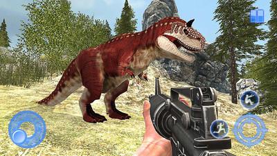 侏罗纪恐龙猎人2018游戏截图