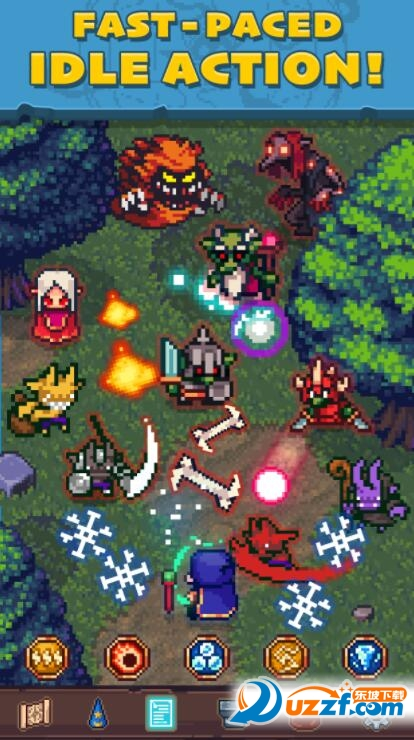 放置RPG奥术任务最新版截图