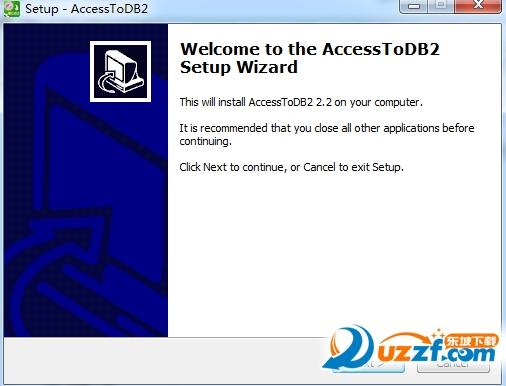 AccessToDB2转换工具截图0