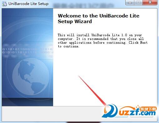 UniBarcode Lite印刷标签打印软件截图0