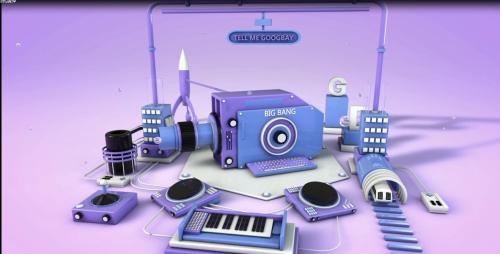 C4D逼真相机动画插件GorillaCam截图1