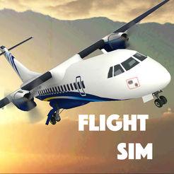 飞行模拟2018游戏