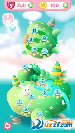 欢乐动物岛游戏截图