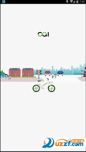 蔡小驴共享电单车手机版截图