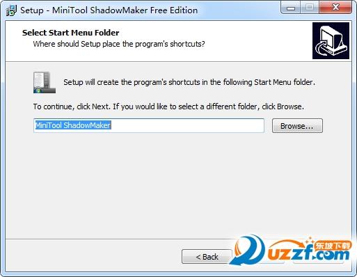 MiniTool ShadowMakerv截图1
