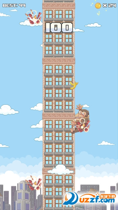 kong climb苹果版截图