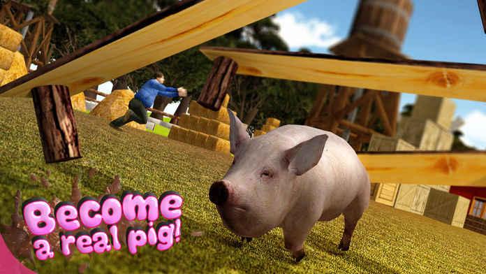 手机模拟猪的游戏